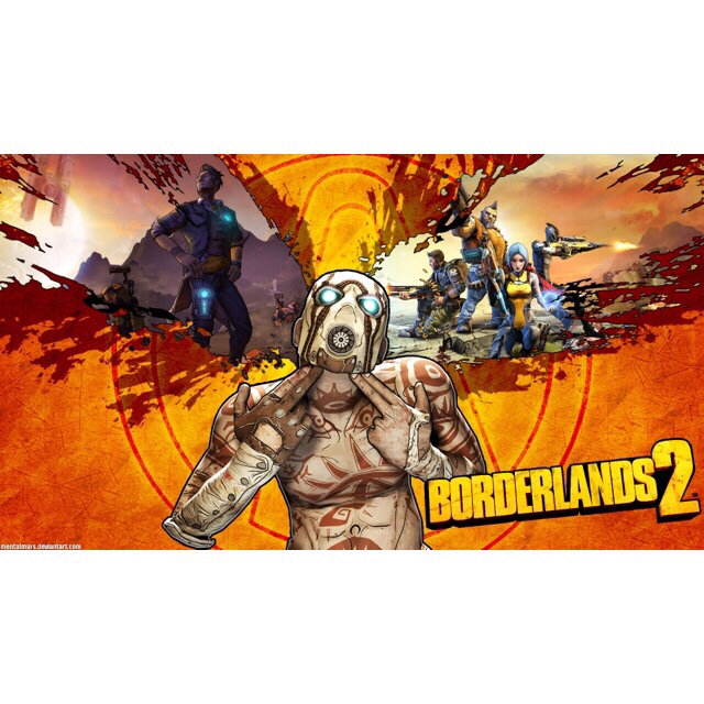 Borderlands 2 4 characters instant level up to New to 80!
