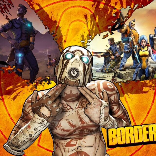 Borderlands 2 Level 80 weapons and gear