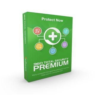 360 Total Security Premium 1 year / 1 PC Global ✅