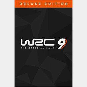 WRC 9 Deluxe Edition FIA World Rally Championship