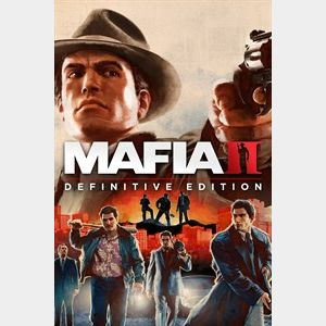 Mafia 2: Definitive Edition xbox one
