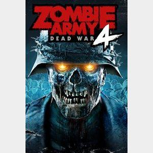 Zombie Army 4 Dead War Xbox One
