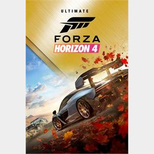 Forza Horizon 4 Edición Ultimate xbox one & windows 10
