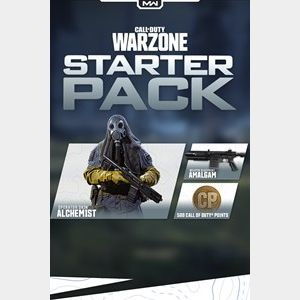 Call of Duty - Warzone- Starter Pack