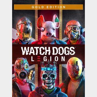 Watch Dogs: Legion - Gold Edition
