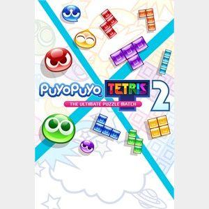 Puyo Puyo™ Tetris® 2 Launch Edition