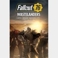 Fallout 76 Wastelanders Deluxe Xbox One