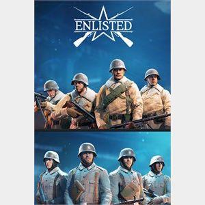 "Enlisted - ""Battle of Moscow"" Machine Gun Bundle"