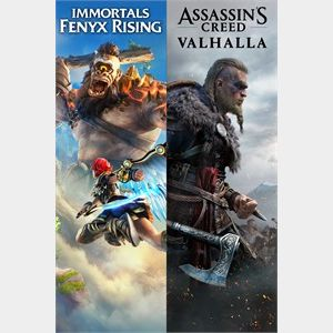 Assassin's Creed® Valhalla + Immortals Fenyx Rising™ Bundle