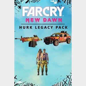 Far Cry® New Dawn - Hurk Legacy Pack