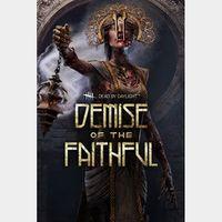 Dead by Daylight: Demise of the Faithful DLC