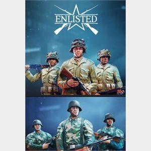 "Enlisted - ""Invasion of Normandy"" Machine Gun Bundle"