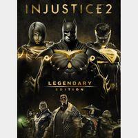 Injustice 2: Legendary Edition
