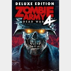 Zombie Army 4 Dead War Deluxe Edition