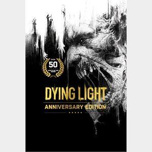 Dying Light: Anniversary Edition