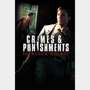 Sherlock Holmes: Crimes and Punishments Redux