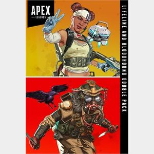 Apex Legends Lifeline and Bloodhound Double Pack Xbox One