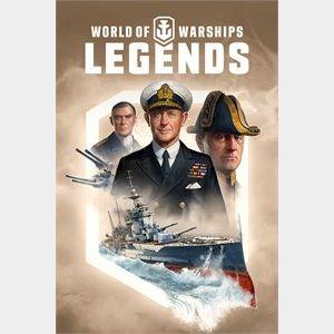 World of Warships: Legends — Super-dreadnought
