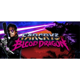Far Cry 3 : Blood Dragon PC/UPLAY INSTANT Delivery