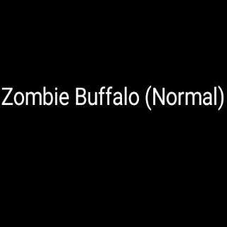 Pet   Zombie Buffalo (Normal)