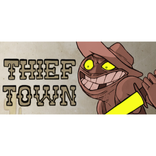 Thief Town (Instant Steam Key - Global)