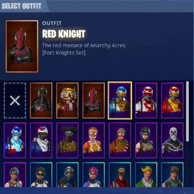 Fortnite Account Og Skins Other Gameflip