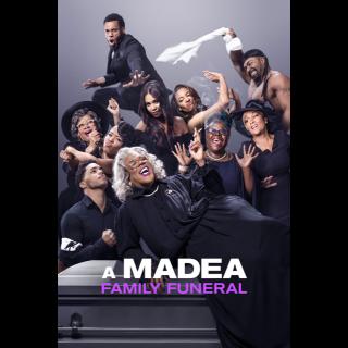 A Madea Family Funeral (Movieredeem) iTunes,vudu,google play, fandango now