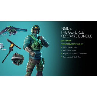 I will give you the OG variant of the Counter Attack AKA Reflex skin.