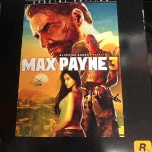 Max Payne Special Edition