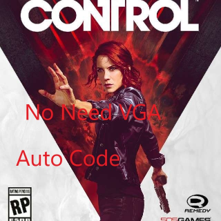 CONTROL Epic game Global No Need Graphics To Redeem