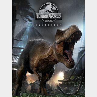 Jurassic World Evolution [Steam Key Global]