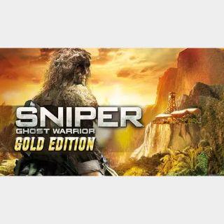 Sniper: Ghost Warrior Gold Edition Steam