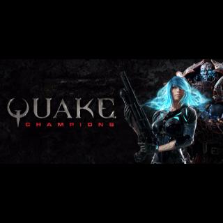 Quake Champions Early Access plus 50 Shards, 100 Platinum, 2000 Favor
