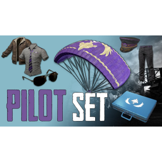 PUBG | PILOT + GUNSLINGER SET