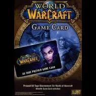 EUROPE  -World of Warcraft - 30 days Game Time - EUROPE
