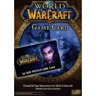 NORTH AMERICA -World of Warcraft - 30 days Game Time - NORTH AMERICA