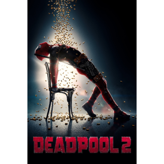 Deadpool 2 (Instant Delivery)