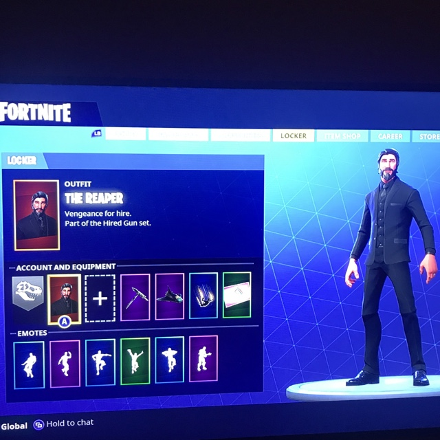 Fortnite Save the World and Fortnite Battle Royale Account - XBox