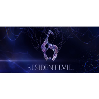 Resident Evil 6 (Instant Delivery)