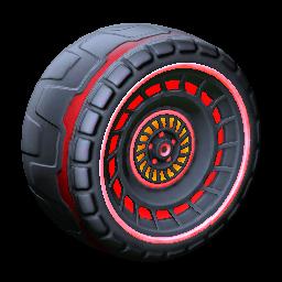 Spiralis | Crimson