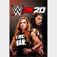 WWE 2K20 instant delivery EU