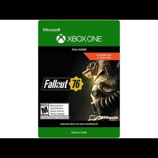 Fallout 76 Digital Code