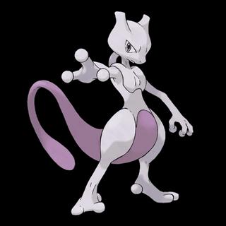 Mewtwo | Shiny timid level 100