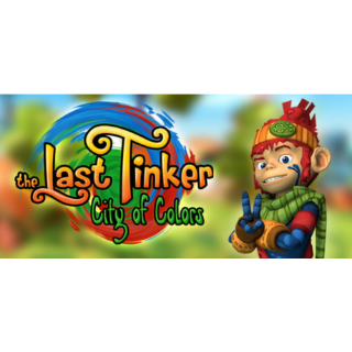 🔑The Last Tinker™: City of Colors