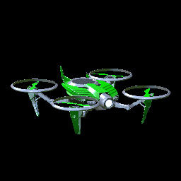 Drone III   Forest Green