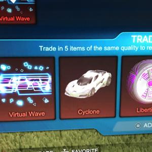 Bundle   5 Zephyr Imports (1 Trade Up)