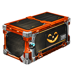 Haunted Hallows Crate   15x