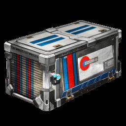 Accelerator Crate   10x