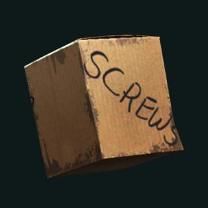 Junk | 2,000 Loose Screws
