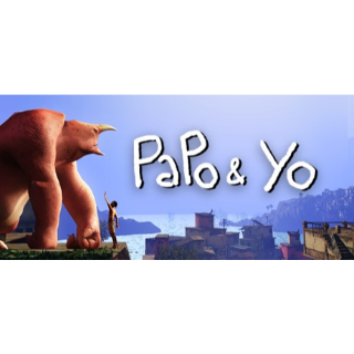 Papo & Yo (Steam, Instant Delivery)